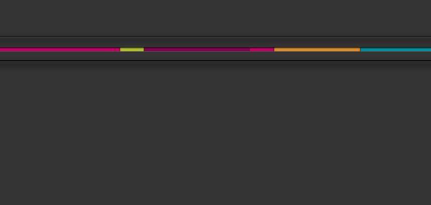 div css彩色线条宽度自动变换特效网页样式代码