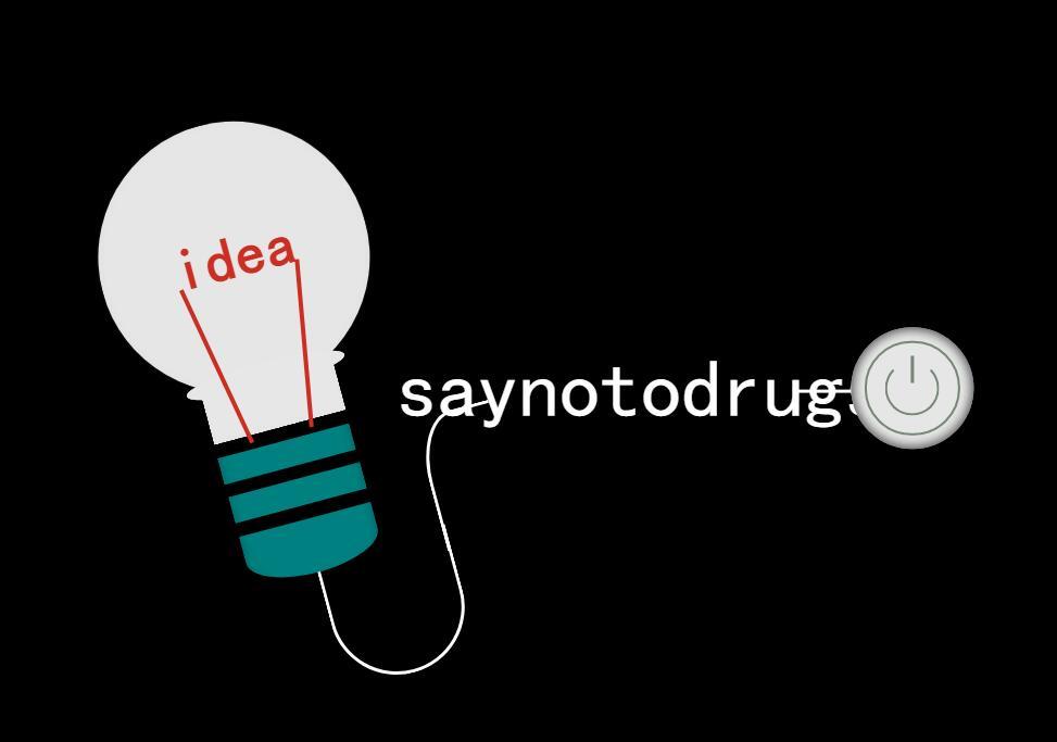 html5css3白色电灯泡模型发光动画样式代码
