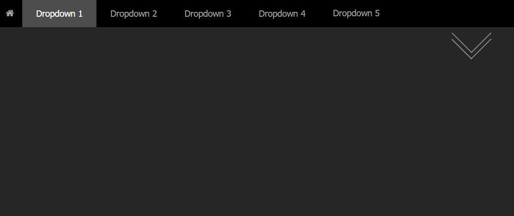 html5css3响应式向下滑动滚动条粘性导航栏特效jQuery插件代码