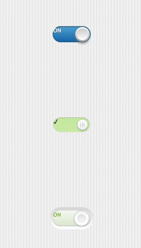 checkbox复选框3d开关按钮美化样式特效代码