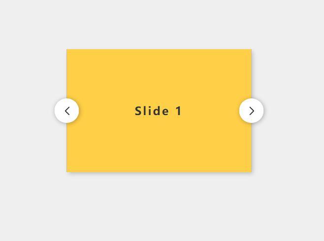 点击左右按钮图层无限滑块JavaScript代码
