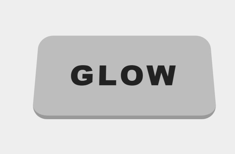 点击css3圆角阴影3D按钮背景颜色变化jQuery代码