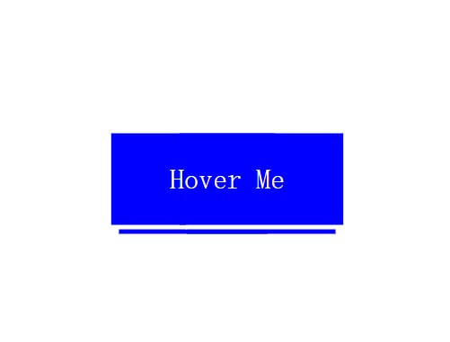 css3伪类鼠标hover悬浮divcss图层背景颜色变化样式代码