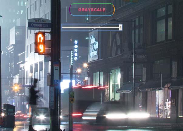 JavaScript代码模仿下雨天气控制雨速度动画效果