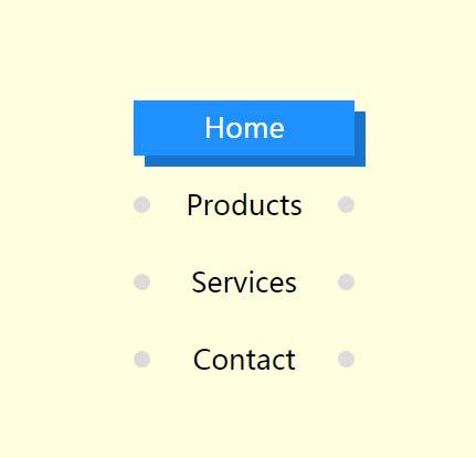 html5css3按钮悬停动画效果网页样式素材代码