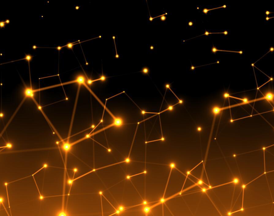 html5 canvas画布霓虹灯光闪烁动画JavaScript代码