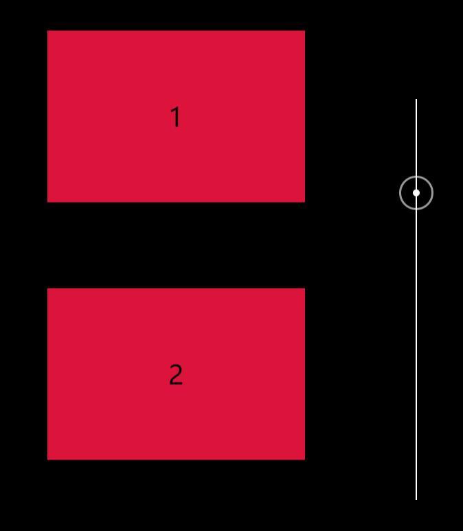 jQuery自定义cssdiv滚动条滑块特效代码