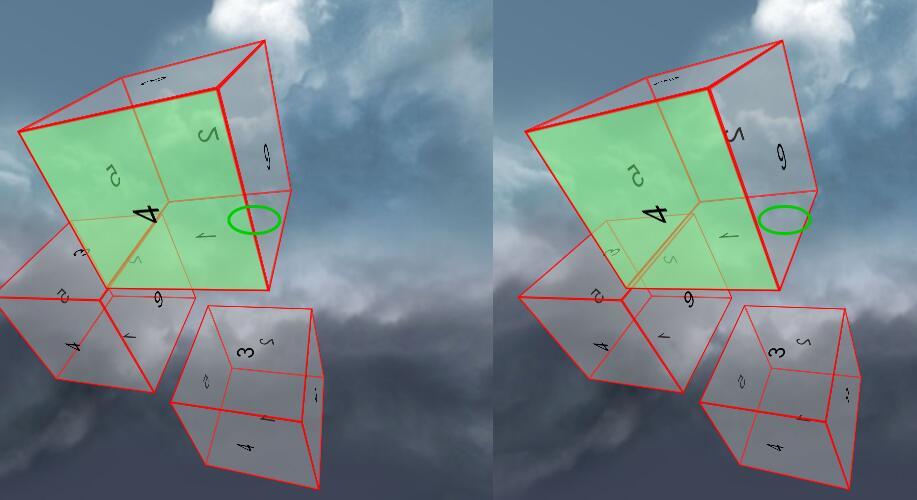 可拖拽背景图片视觉效果的divcss 3d立体图形旋转代码
