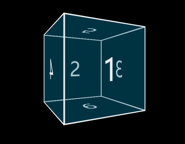 css3 div透明度立方体鼠标悬停旋转动画