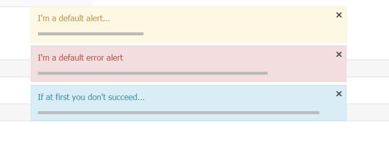 网页滑动淡出带进度条文字信息提示框jQuery插件代码