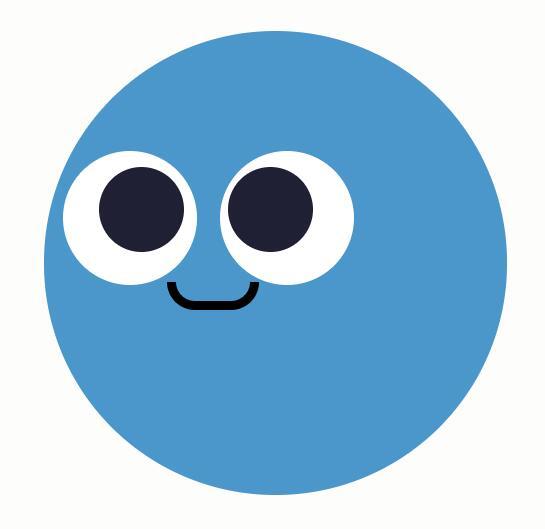 css3 animation动画圆形表情样式代码