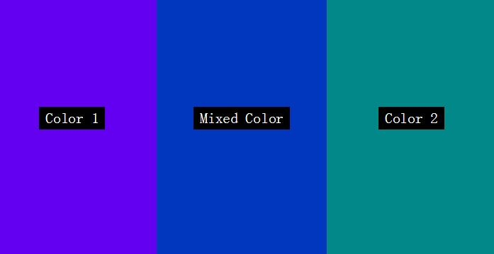 css3网页背景颜色hsl属性值实例样式代码
