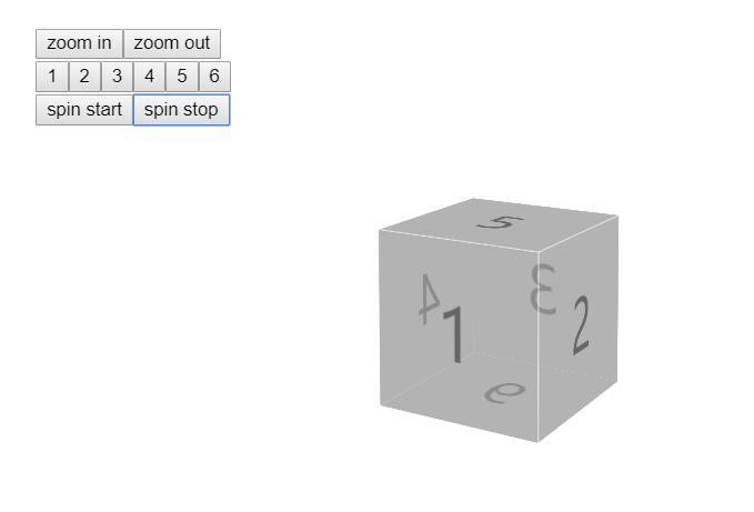 div半透明立方体旋转动画特效jQuery选择器代码v