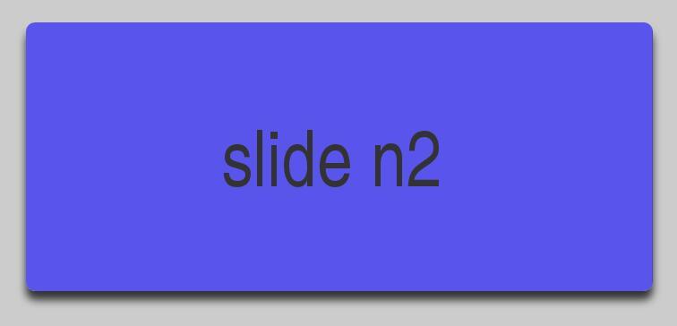 纯css圆角阴影滑块幻灯片网页样式代码