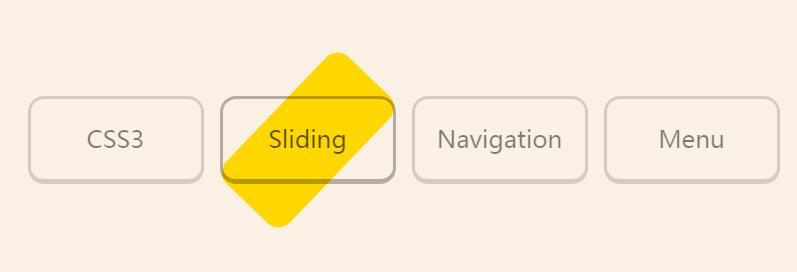 网页滑动导航菜单背景色跟随jQuery代码