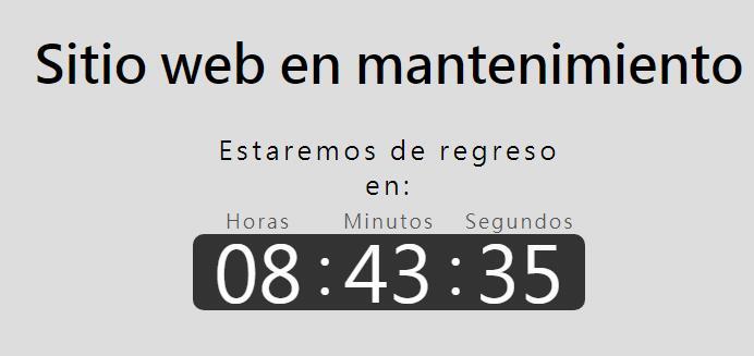jQuery网页特效时间倒计时定时器插件代码