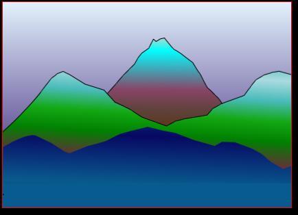 cssdiv相框火山喷发特效样式代码