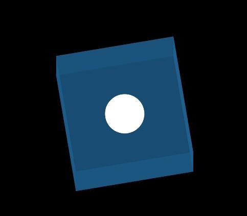 3D立方体透明度旋转渐变放大缩小动画html网页代码