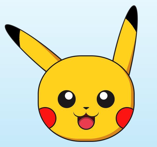css样式代码制作可爱小黄猫表情动画特效