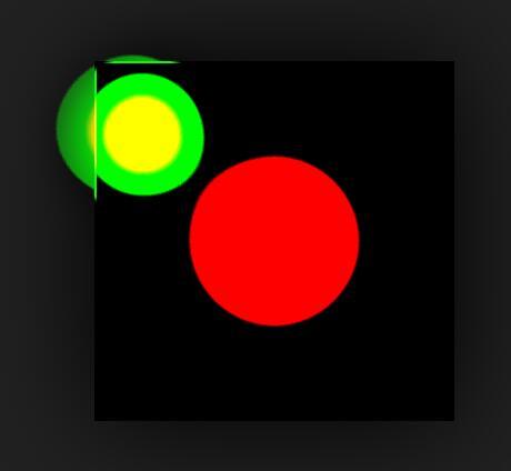 cssdiv无规则彩色图形范围内活动样式代码