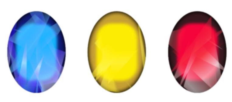 divcss样式代码制作发光彩蛋动画特效