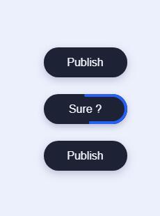 网页圆角按钮button标签鼠标点击后边框动画特效样式代码